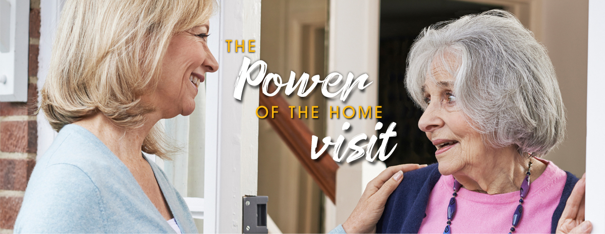 The Power of the Home Visit – Society of St Vincent de Paul