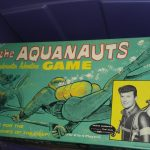Vintage/Antique The Aquanauts Board Game – Used