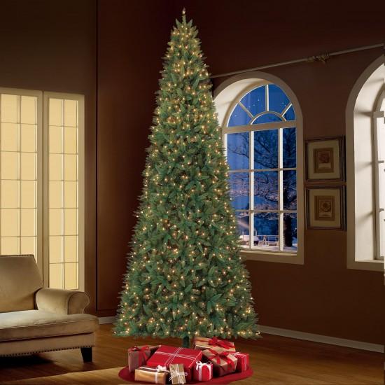 Holiday Time Williams Slim Pine Tree